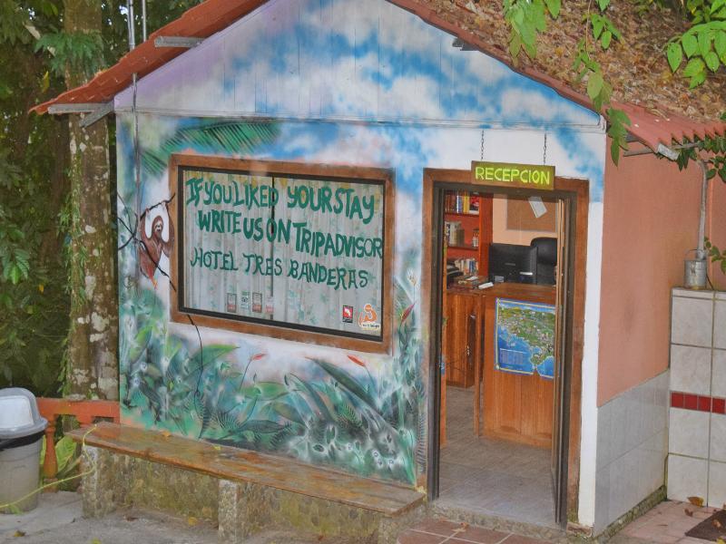 Foto del Hotel Las Tres Banderas del viaje aventura tropical costa rica
