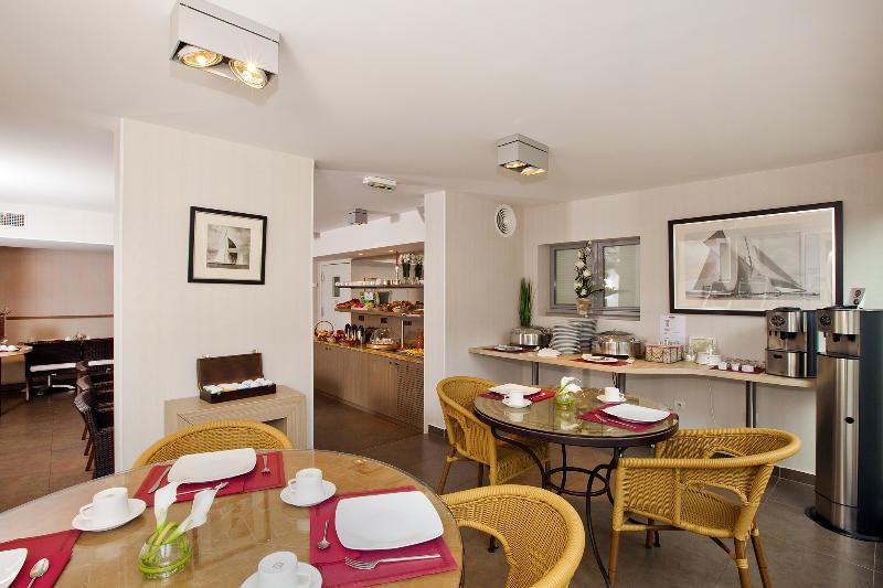 Restaurant Residhome Arcachon Plazza