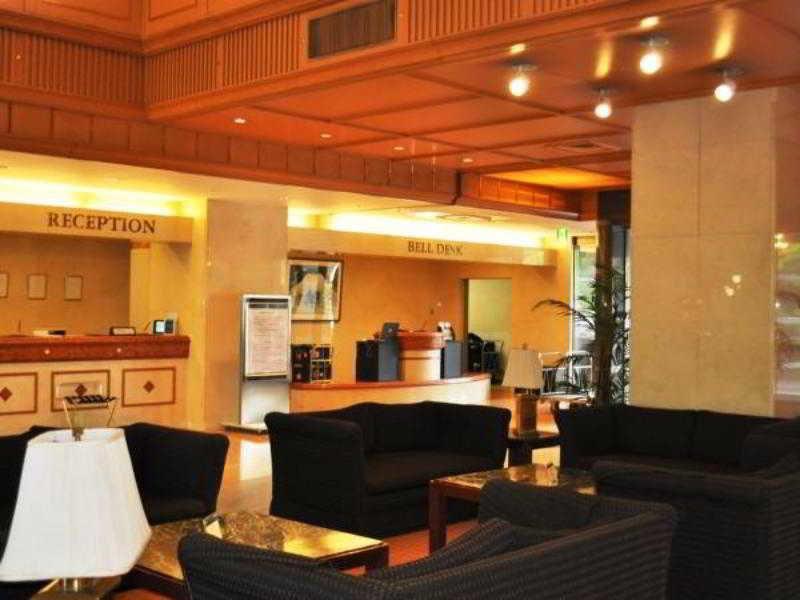 Lobby International Garden Hotel Narita
