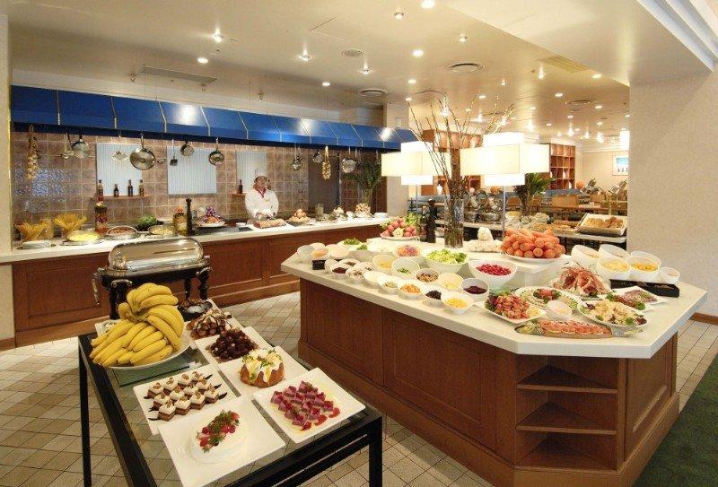 Restaurant International Garden Hotel Narita