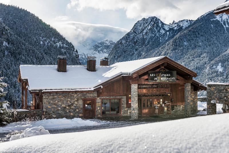 CGH Résidence & Spa Les Alpages de Champany