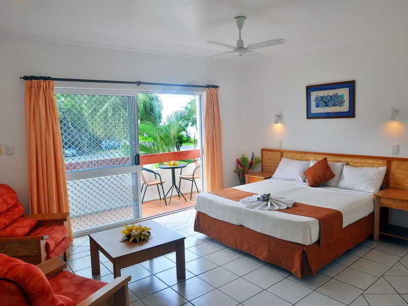 Room Bedarra Beach Inn