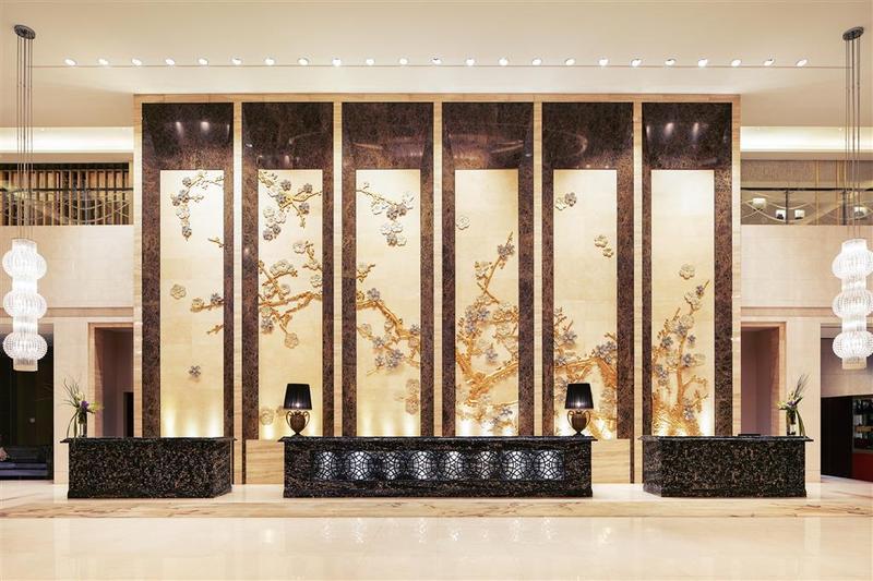 General view Sheraton Wuxi Binhu