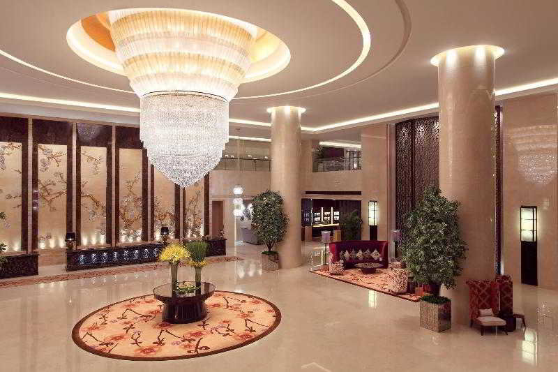 Lobby Sheraton Wuxi Binhu