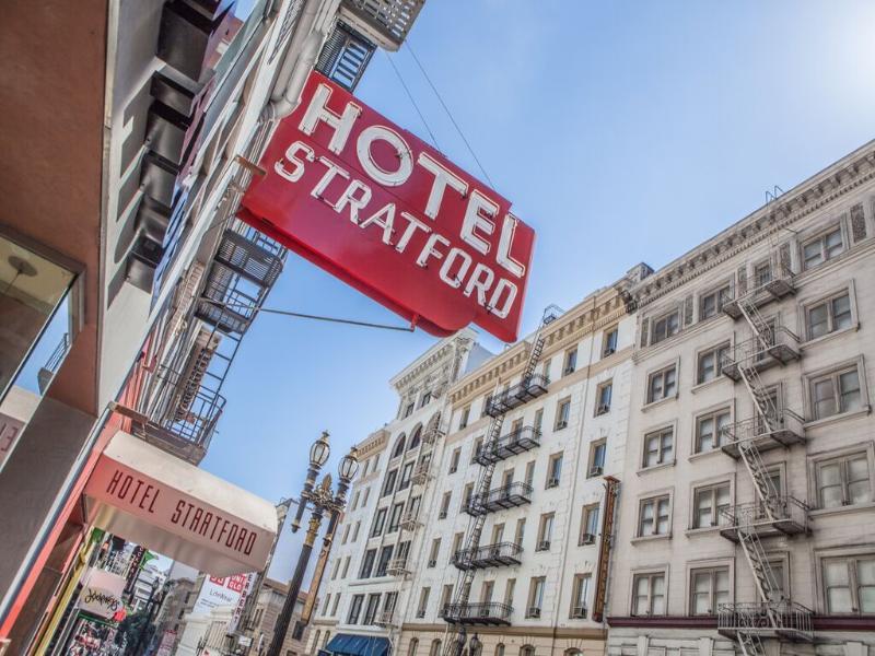 Stratford Hotel