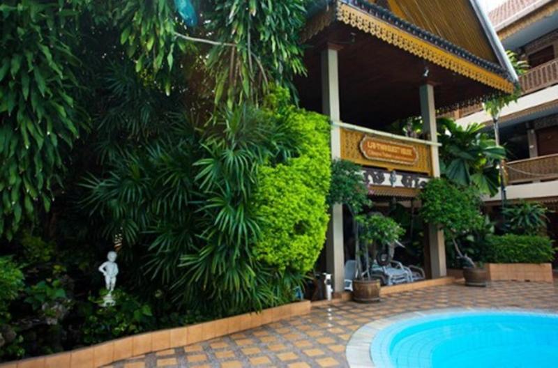 General view Lai-thai Guest House