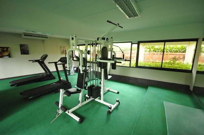 Phu Wanalee Resort Khao Yai - Sport - 4