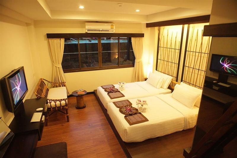 Bamboo House - Hotel - 2