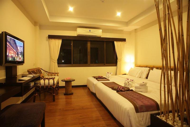 Bamboo House - Hotel - 1