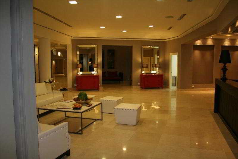 Lobby Grand Hotel Villa Itria
