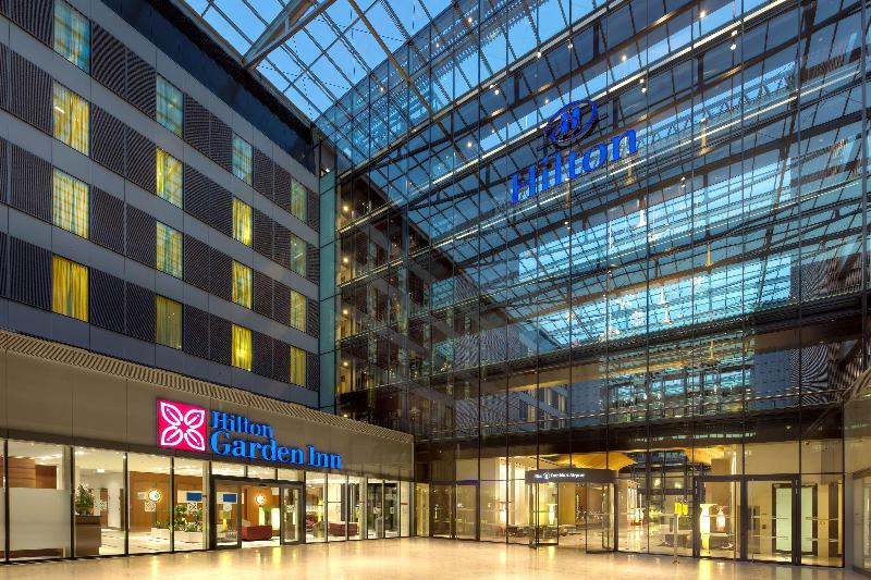 Lobby Hilton Garden Inn Frankfurt Airport