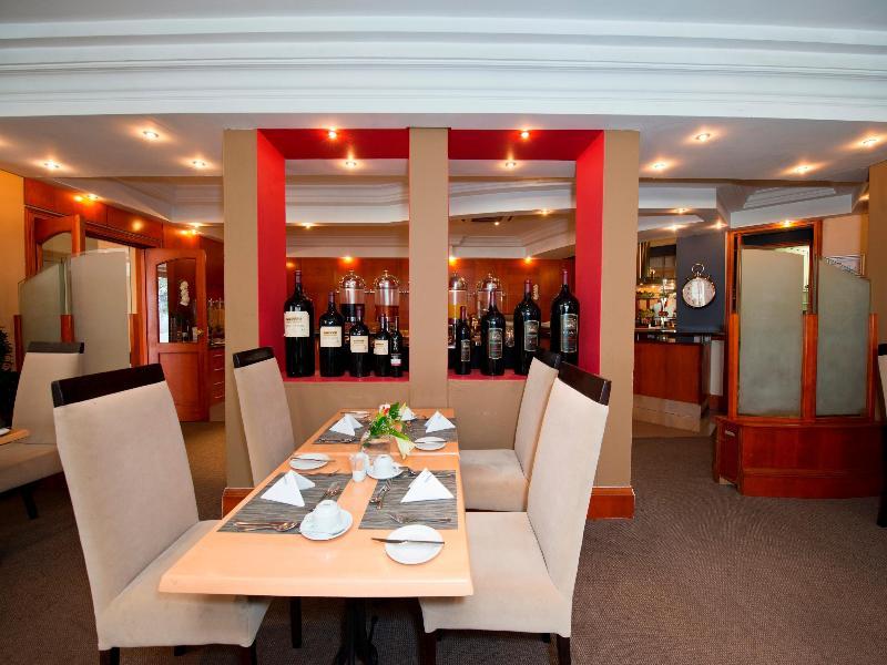 Restaurant Protea Hotel Windhoek Fürstenhof