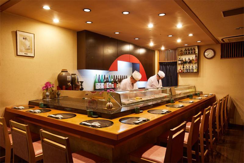 Mariners Court - Restaurant - 3