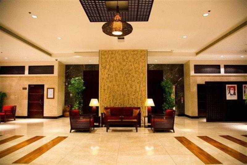 Lobby Park Hotel Apartment