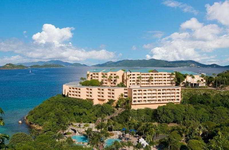 General view Sugar Bay Resort & Spa