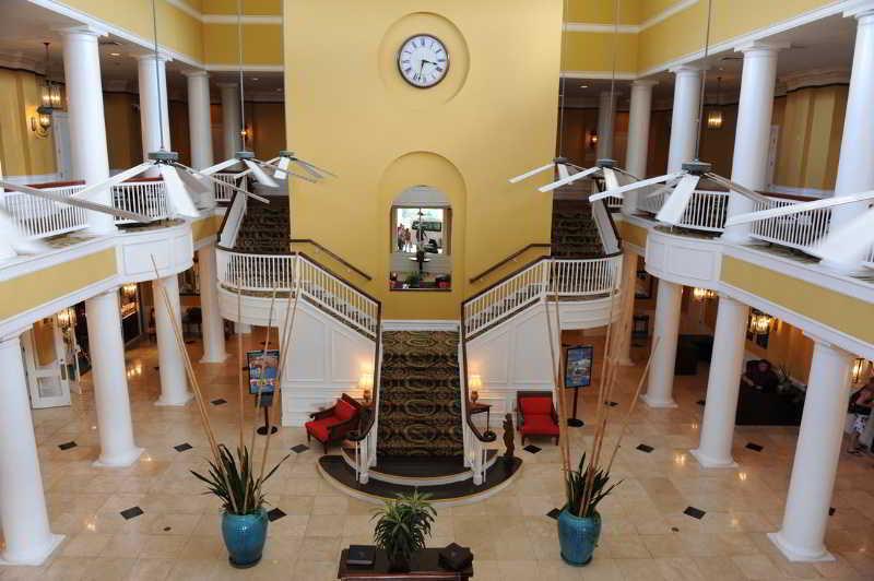 Lobby Sugar Bay Resort & Spa