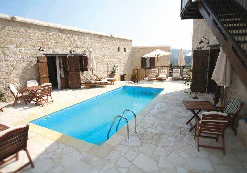 Pool Leonidas Village Houses