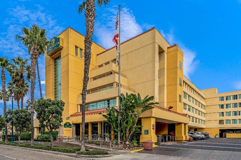 General view La Quinta Orange County Anaheim