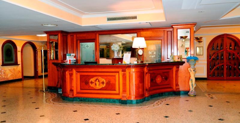 Lobby Villa Afrodite