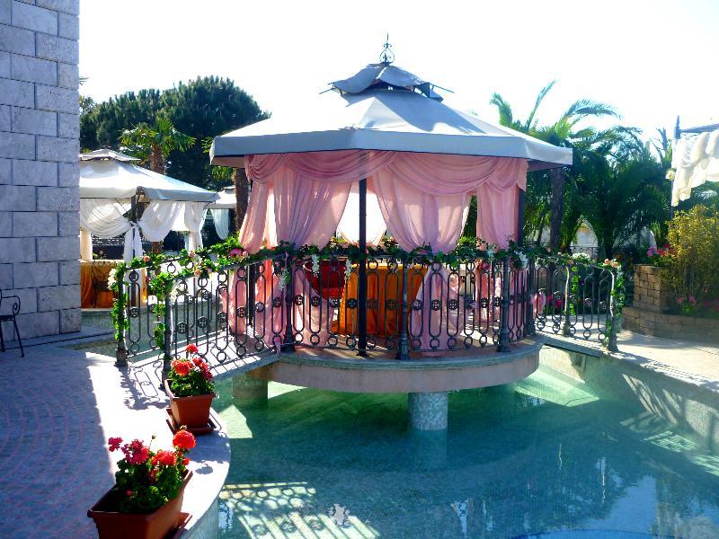Terrace Villa Afrodite