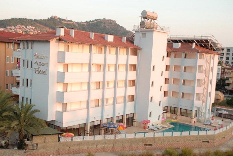 Sailor Apart Hotel - Hotel - 3