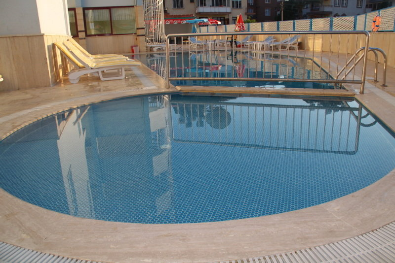 Sailor Apart Hotel - Pool - 5