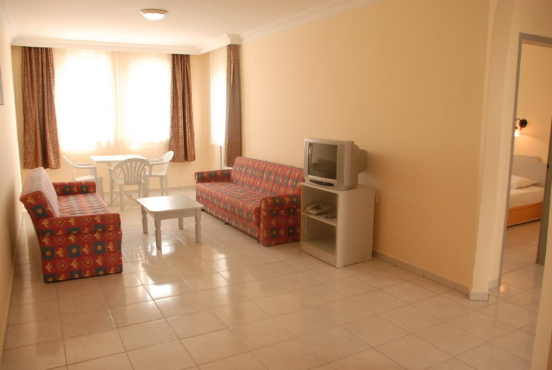 Sailor Apart Hotel - Room - 4