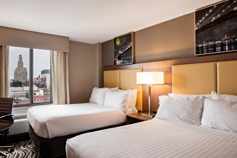 Room Holiday Inn Express Brooklyn