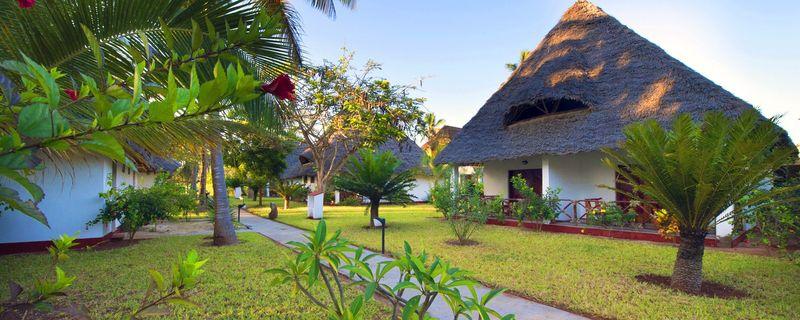 Lobby Uroa Bay Beach Resort