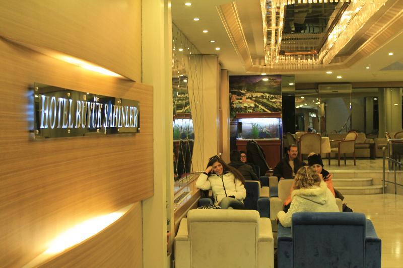 Buyuk Sahinler Hotel