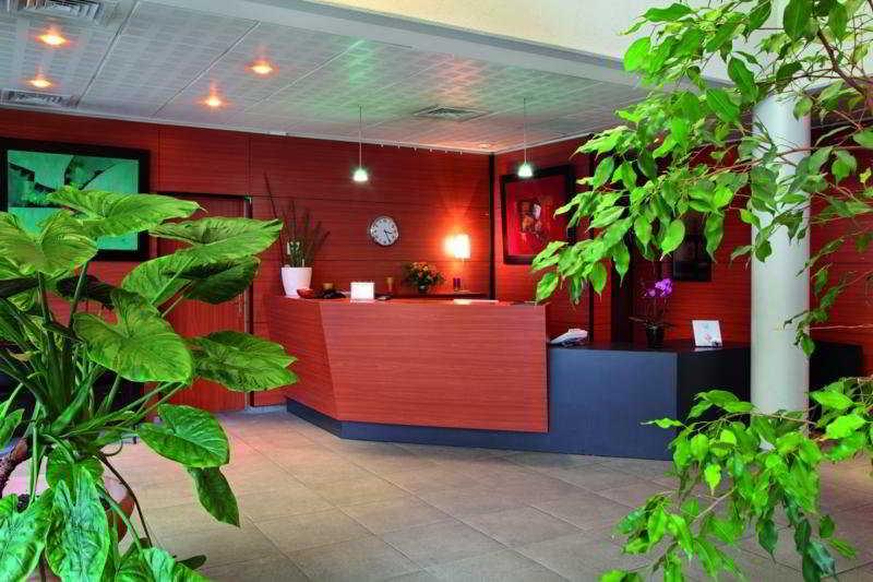 Lobby Park & Suites Elegance Grenoble
