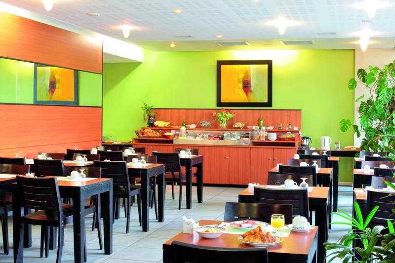 Restaurant Park & Suites Elegance Grenoble