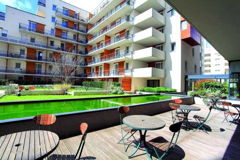 Terrace Park & Suites Elegance Grenoble