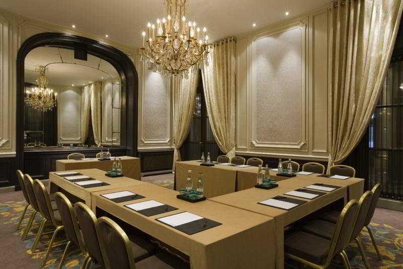 Conferences Marriott Hotel Paris Opera Ambassador