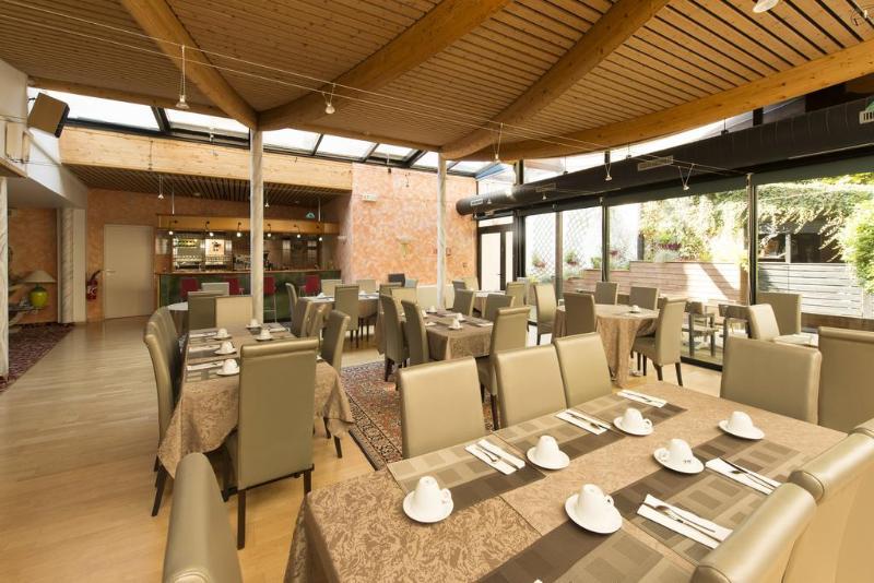 Restaurant Hotel Majestic Alsace