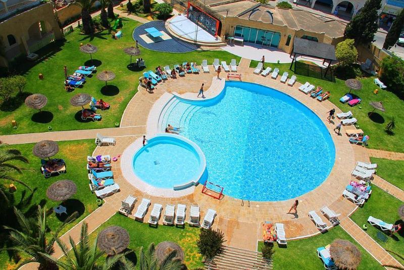 Delphin Ribat Hotel