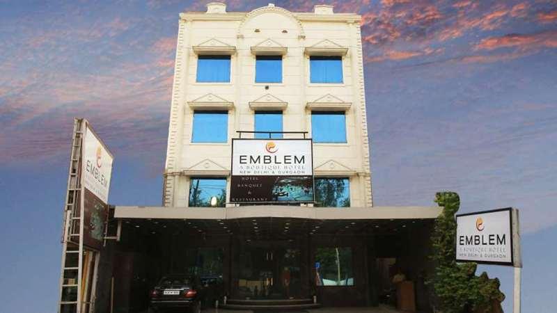 General view Emblem Hotel Gurgaon