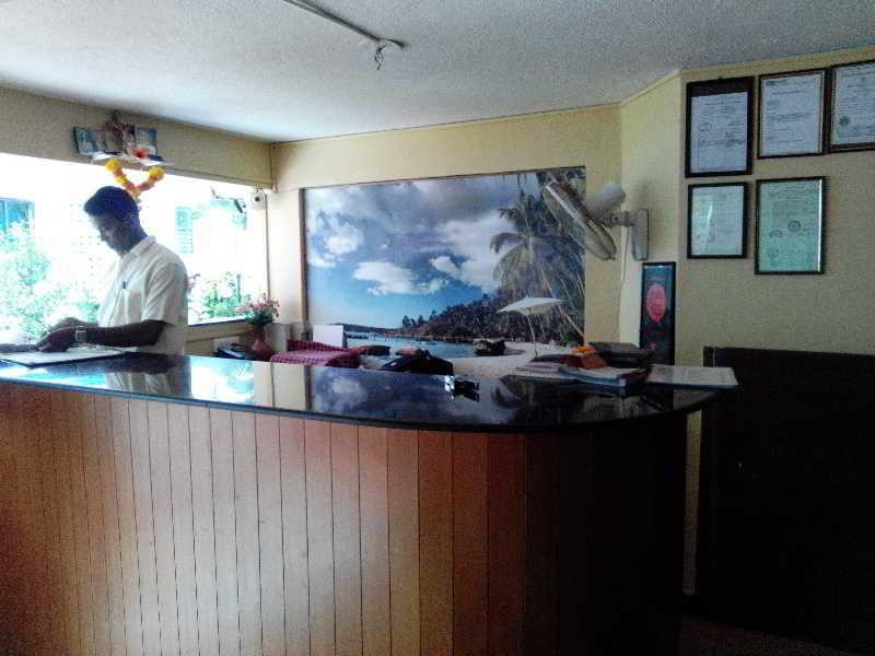Lobby Sun Park Resort