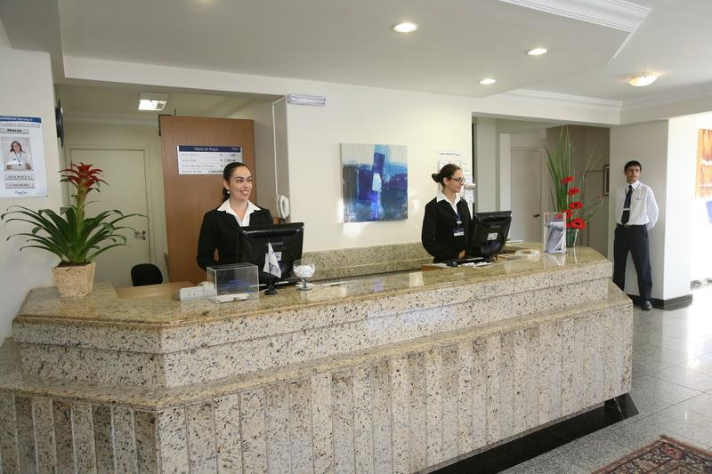 Lobby Plaza Inn Araxa