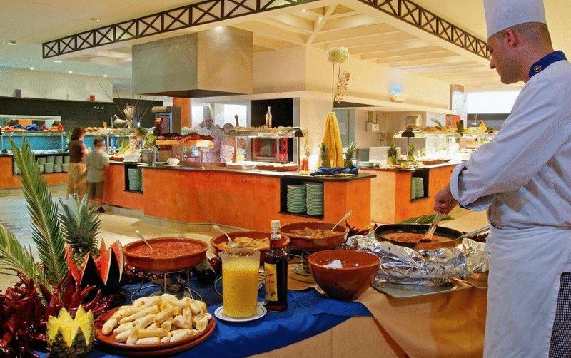 Restaurant Ohtels Islantilla