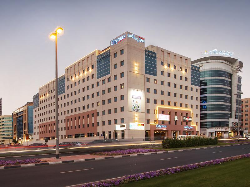 Foto de CITYMAX HOTEL BUR DUBAI