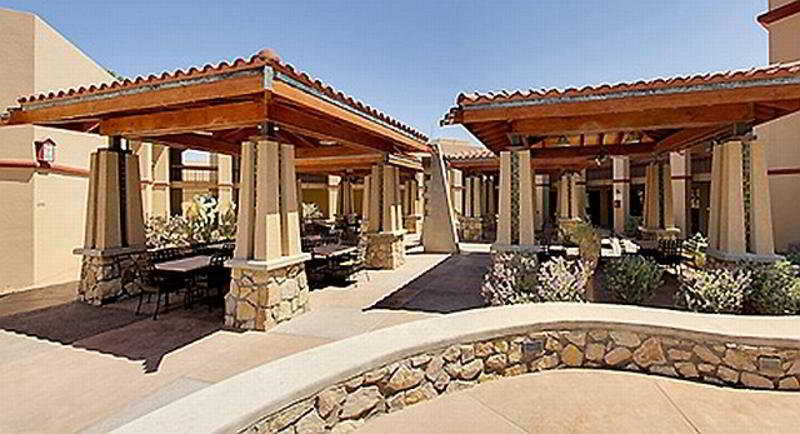 Restaurant Wyndham El Paso Airport And Water Park