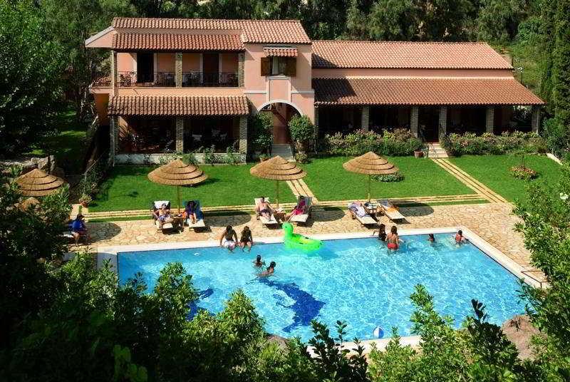 General view Corfu Club