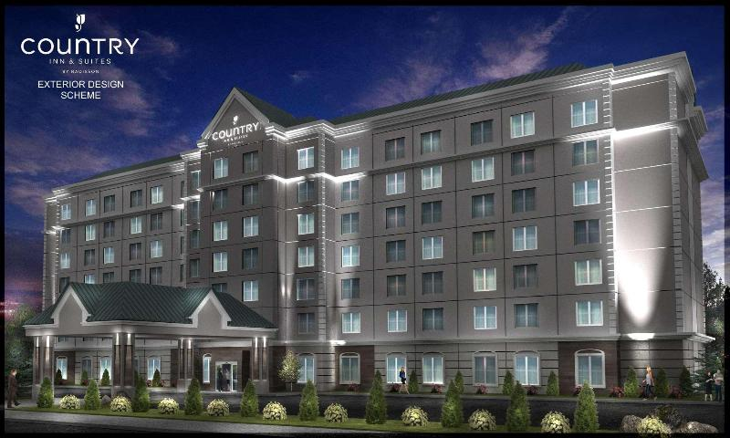 General view Country Inn & Suites By Radisson