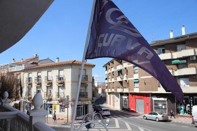 General view La Curva