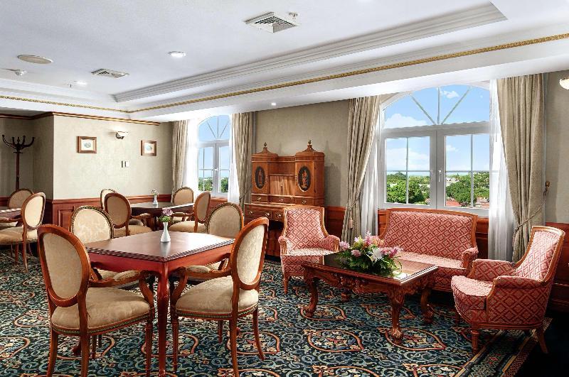 General view Hilton Princess Managua