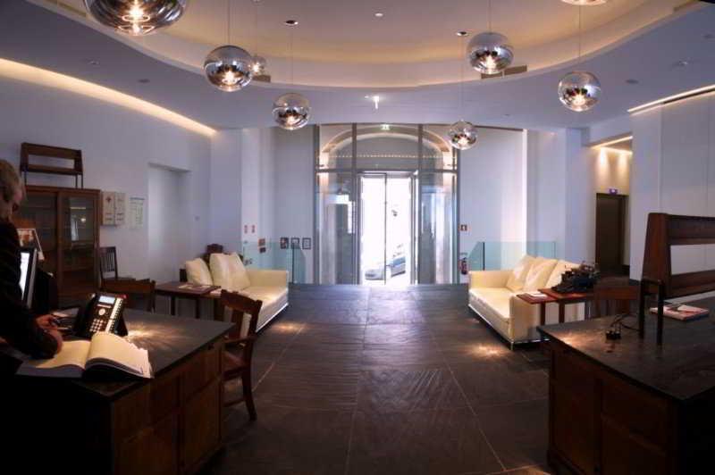 Lobby Da Estrela Small Luxury Hotels Of The World