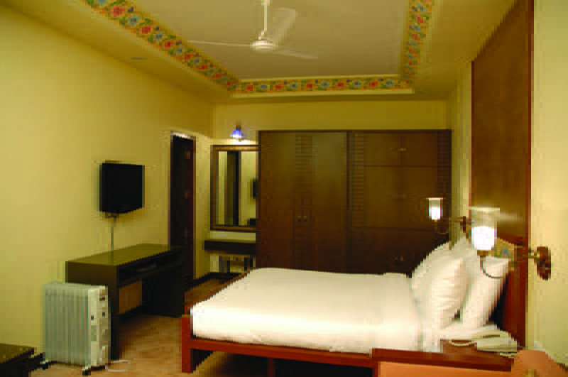 Room Club Mahindra Kumbalgarh Fort