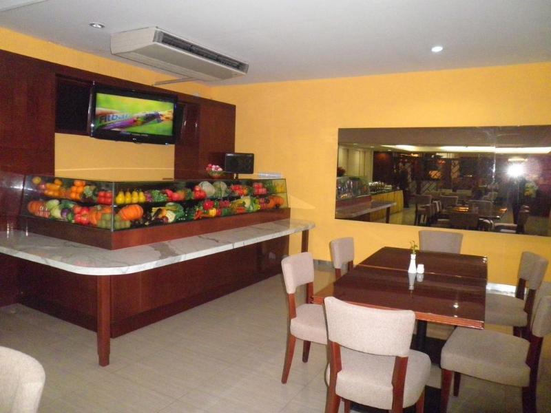 General view Sofyan Hotel Betawi