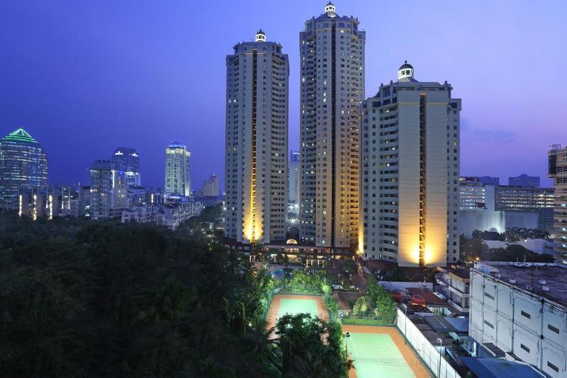 The Aryaduta Suites Hotel Semanggi - Hotel - 3